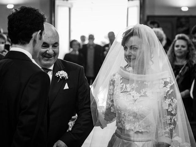 Il matrimonio di Paolo e Letizia a Montescaglioso, Matera 18