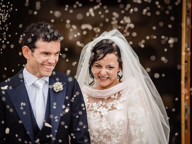 Il matrimonio di Paolo e Letizia a Montescaglioso, Matera 26