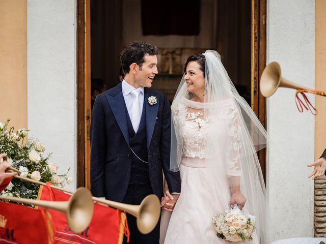 Il matrimonio di Paolo e Letizia a Montescaglioso, Matera 27