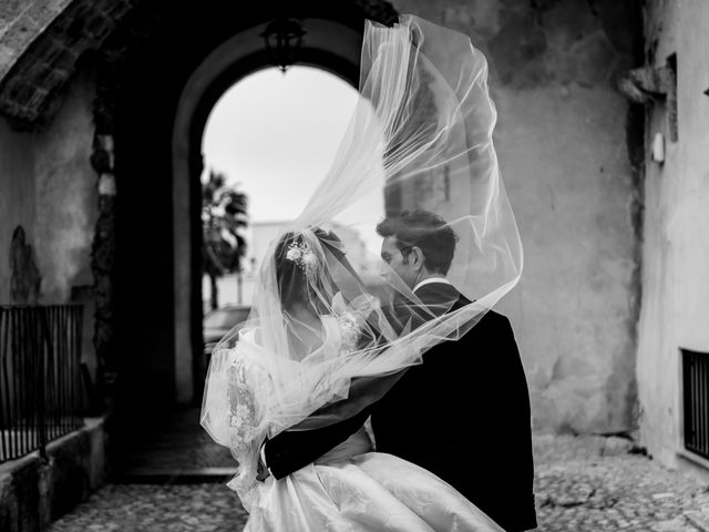 Il matrimonio di Paolo e Letizia a Montescaglioso, Matera 28