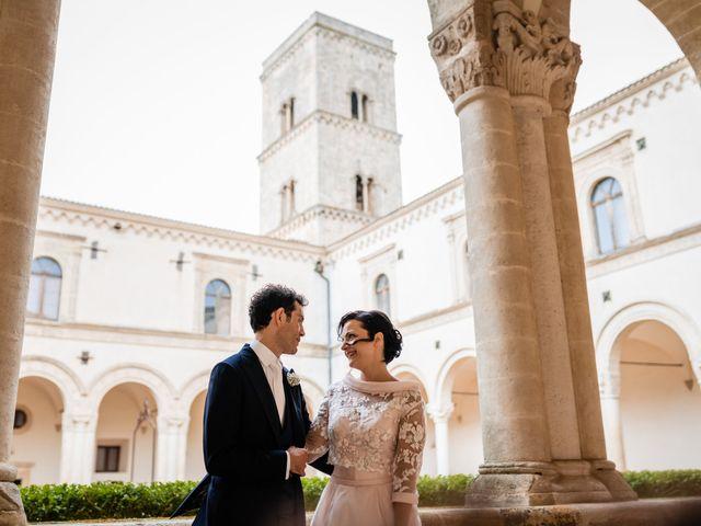 Il matrimonio di Paolo e Letizia a Montescaglioso, Matera 29