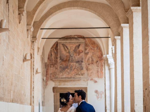 Il matrimonio di Paolo e Letizia a Montescaglioso, Matera 31