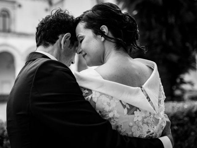 Il matrimonio di Paolo e Letizia a Montescaglioso, Matera 32
