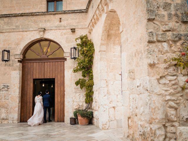 Il matrimonio di Paolo e Letizia a Montescaglioso, Matera 34