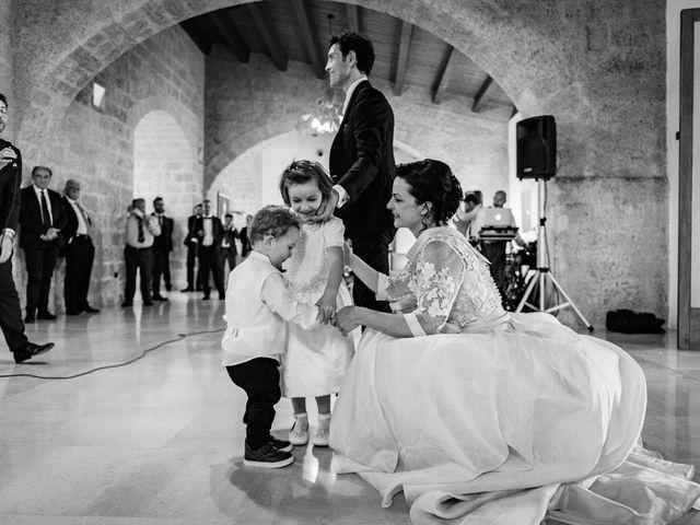 Il matrimonio di Paolo e Letizia a Montescaglioso, Matera 43