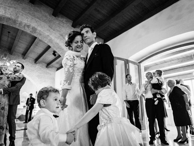 Il matrimonio di Paolo e Letizia a Montescaglioso, Matera 44