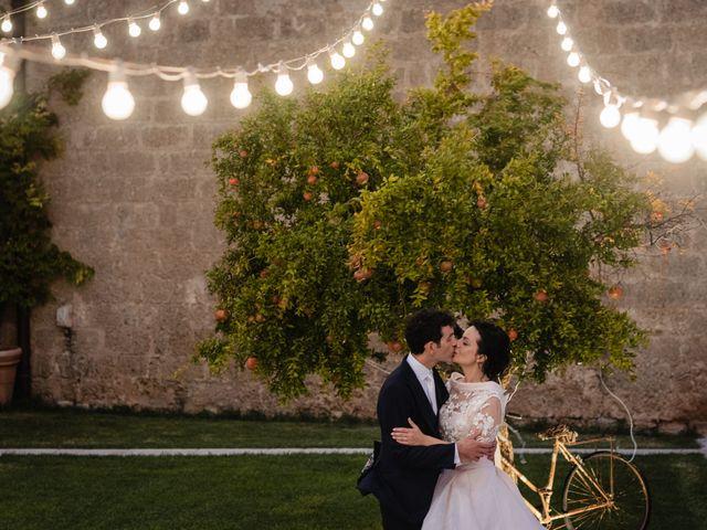 Il matrimonio di Paolo e Letizia a Montescaglioso, Matera 47