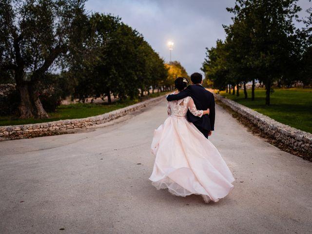 Il matrimonio di Paolo e Letizia a Montescaglioso, Matera 48