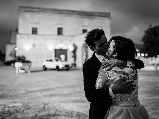 Il matrimonio di Paolo e Letizia a Montescaglioso, Matera 52