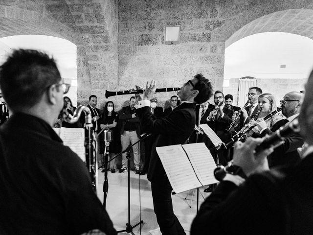 Il matrimonio di Paolo e Letizia a Montescaglioso, Matera 54