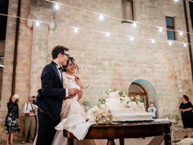 Il matrimonio di Paolo e Letizia a Montescaglioso, Matera 56