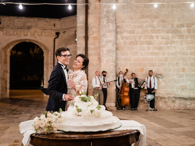 Il matrimonio di Paolo e Letizia a Montescaglioso, Matera 55