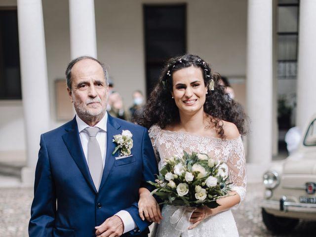Il matrimonio di Irene e Simone a Vigevano, Pavia 8