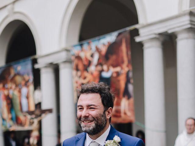 Il matrimonio di Irene e Simone a Vigevano, Pavia 9