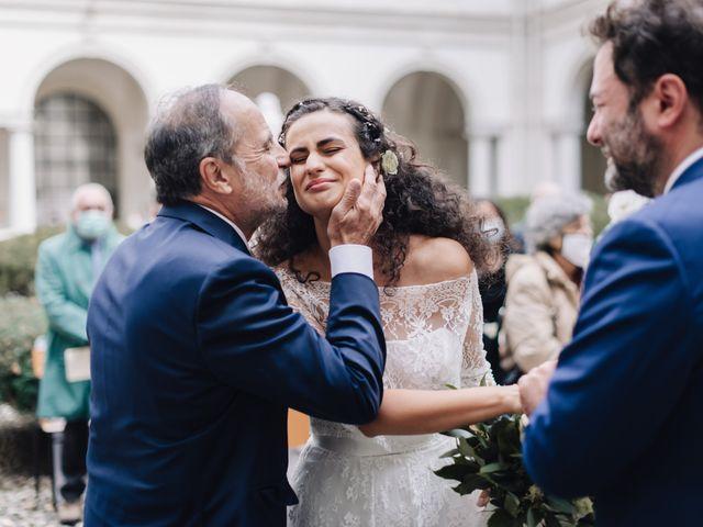 Il matrimonio di Irene e Simone a Vigevano, Pavia 1
