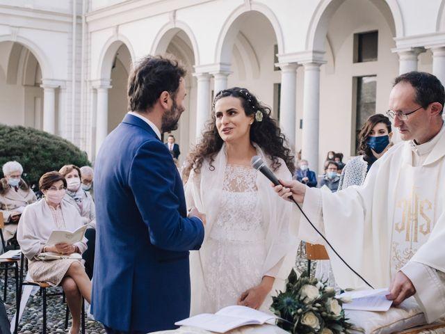 Il matrimonio di Irene e Simone a Vigevano, Pavia 2