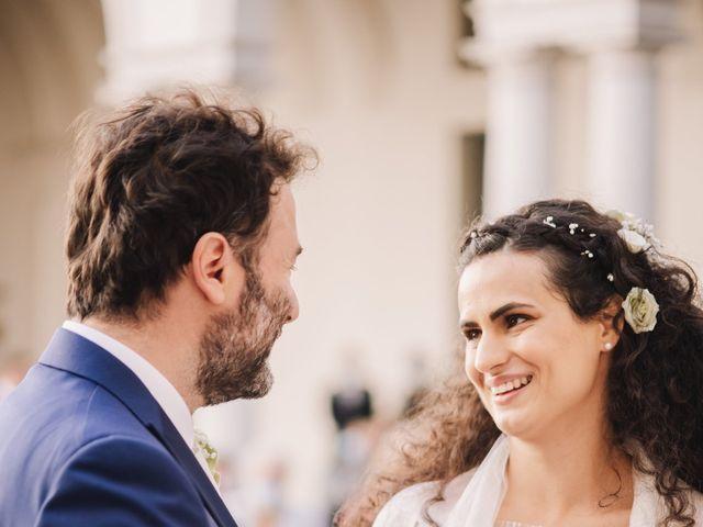Il matrimonio di Irene e Simone a Vigevano, Pavia 10