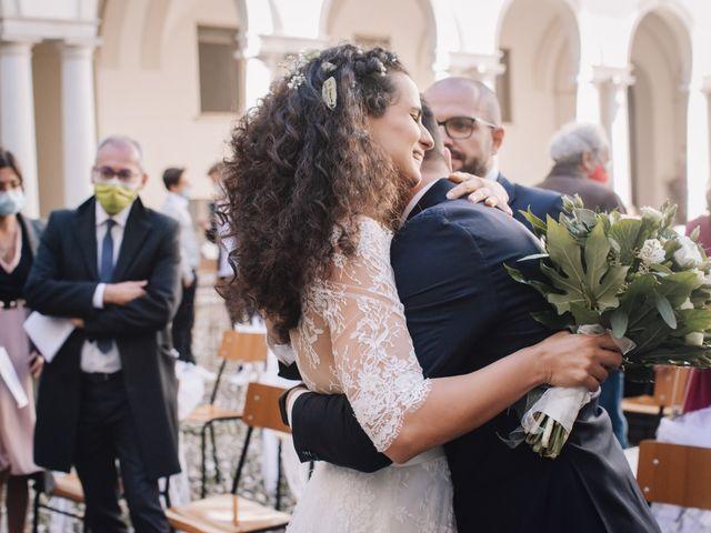 Il matrimonio di Irene e Simone a Vigevano, Pavia 12