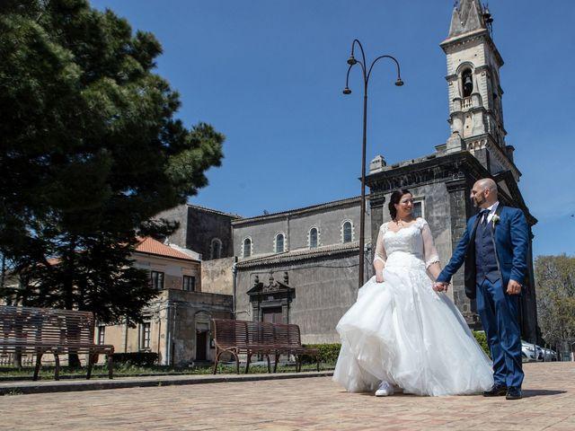 Il matrimonio di Roberto e Graziana a Gravina di Catania, Catania 6