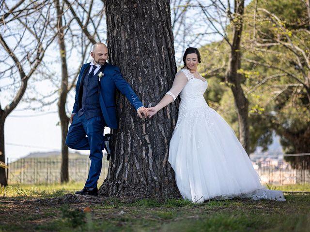 Le nozze di Graziana e Roberto