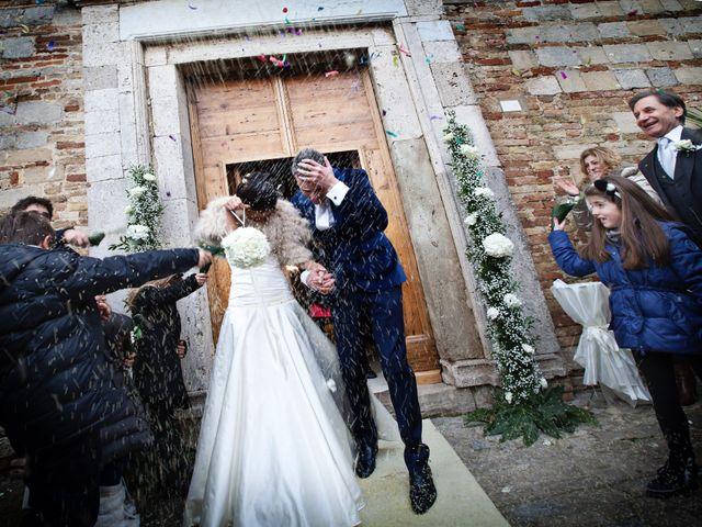 Il matrimonio di Laura e Alessandro a Porto San Giorgio, Fermo 14