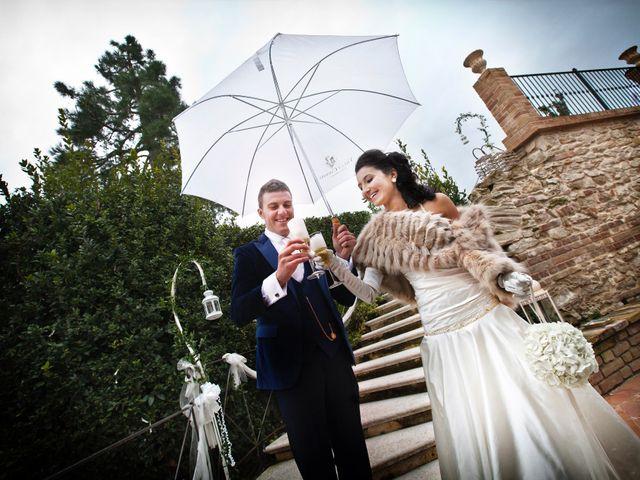 Il matrimonio di Laura e Alessandro a Porto San Giorgio, Fermo 20