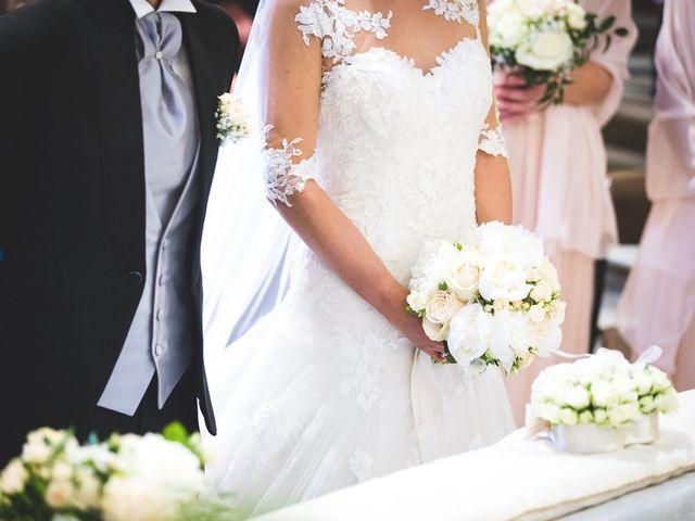 Il matrimonio di Cristian e Simona a Pietrasanta, Lucca 21