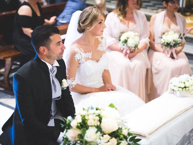 Il matrimonio di Cristian e Simona a Pietrasanta, Lucca 23