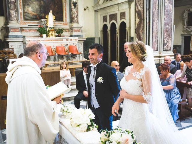 Il matrimonio di Cristian e Simona a Pietrasanta, Lucca 24