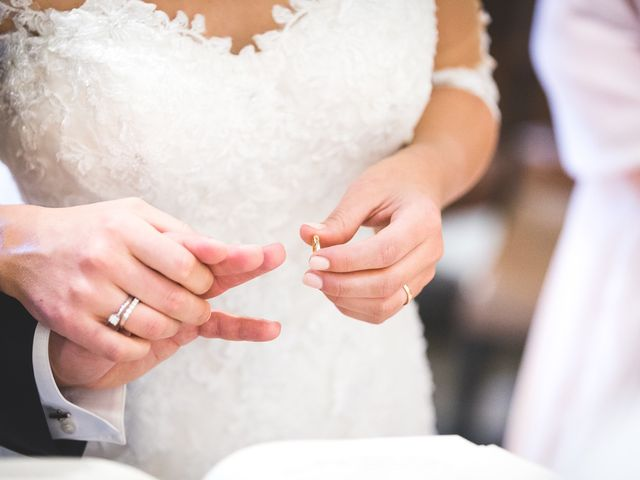 Il matrimonio di Cristian e Simona a Pietrasanta, Lucca 26