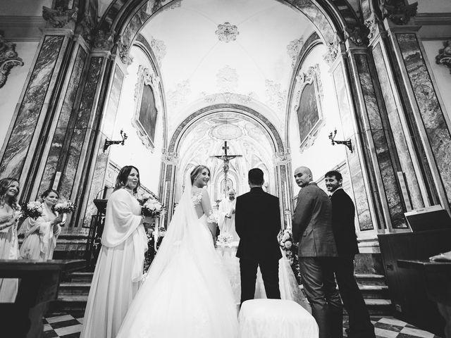 Il matrimonio di Cristian e Simona a Pietrasanta, Lucca 27
