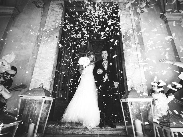 Il matrimonio di Cristian e Simona a Pietrasanta, Lucca 28