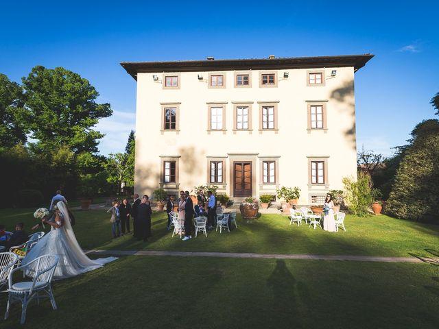 Il matrimonio di Cristian e Simona a Pietrasanta, Lucca 33