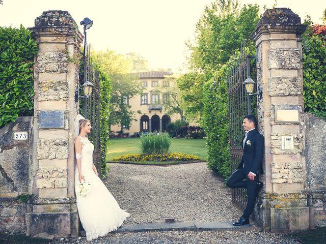 Il matrimonio di Cristian e Simona a Pietrasanta, Lucca 43