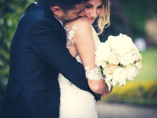 Il matrimonio di Cristian e Simona a Pietrasanta, Lucca 45