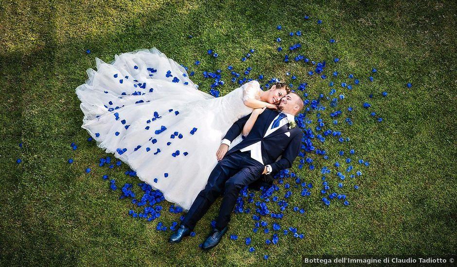 Il matrimonio di Enrico e Erica a Cison di Valmarino, Treviso