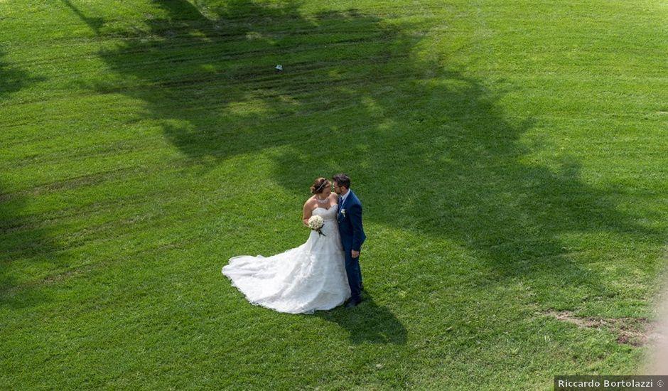 Il matrimonio di Alessandro e Giulia a Villafranca di Verona, Verona