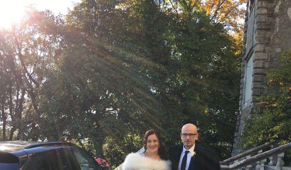 Il matrimonio di Alfonso e Elena a Casciana Terme, Pisa