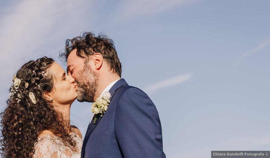 Il matrimonio di Irene e Simone a Vigevano, Pavia