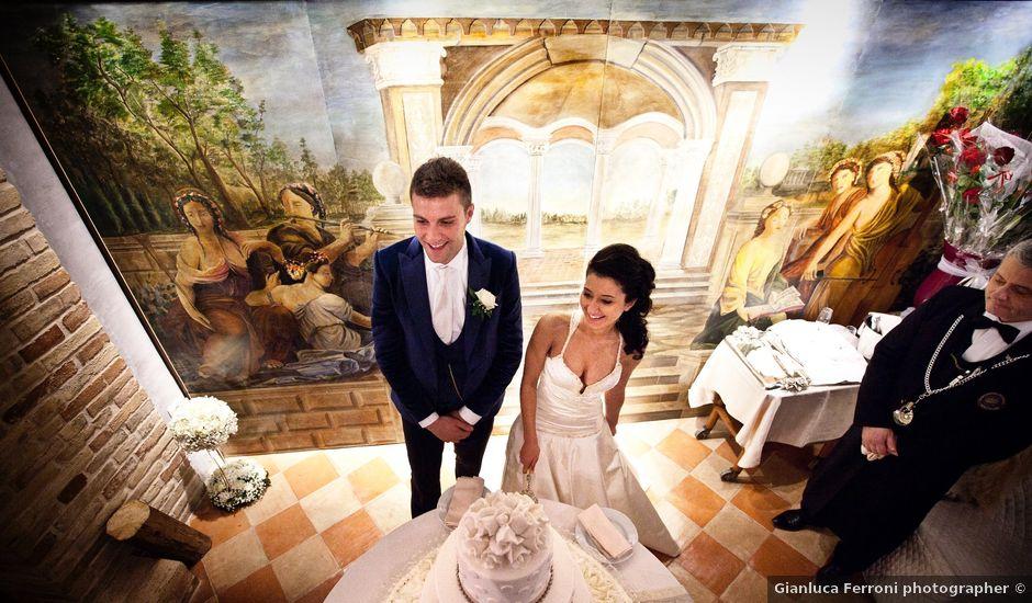 Il matrimonio di Laura e Alessandro a Porto San Giorgio, Fermo