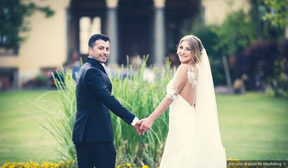 Il matrimonio di Cristian e Simona a Pietrasanta, Lucca
