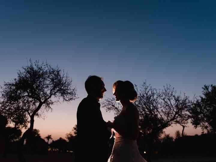 Le nozze di Teresa e Gianluca