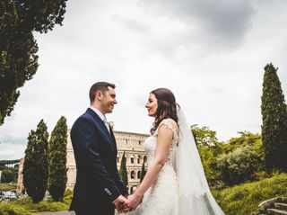 Le nozze di Silvia e Vangelis