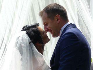 Le nozze di Cristina e Boris