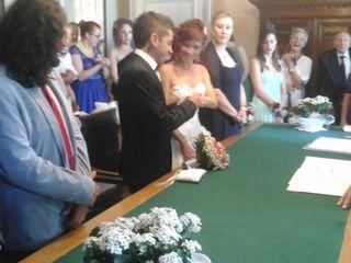 Le nozze di Sylwia e Paolo