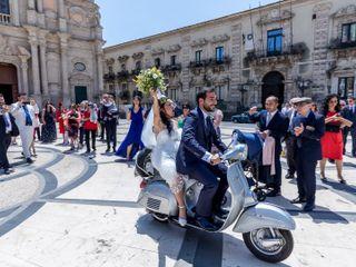 Le nozze di Verusca e Sergio