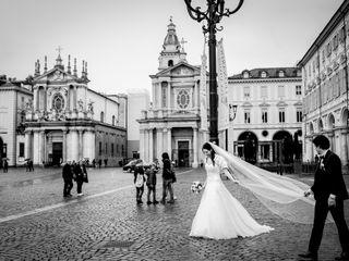 Le nozze di Elena e Patrick