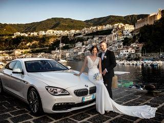 Le nozze di Olimpia e Nino