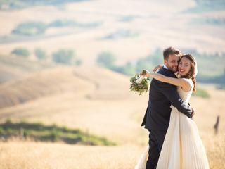 Le nozze di Lavinia e Maurizio