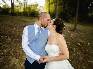 Le nozze di Francesca e Elia